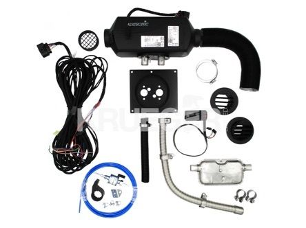 <h3>Vehicle<br />Heating Kits</h3>