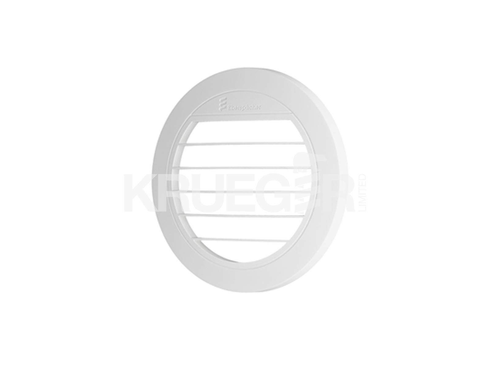 White Open Air Intake