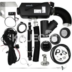12V 3 Outlet Marine Kit