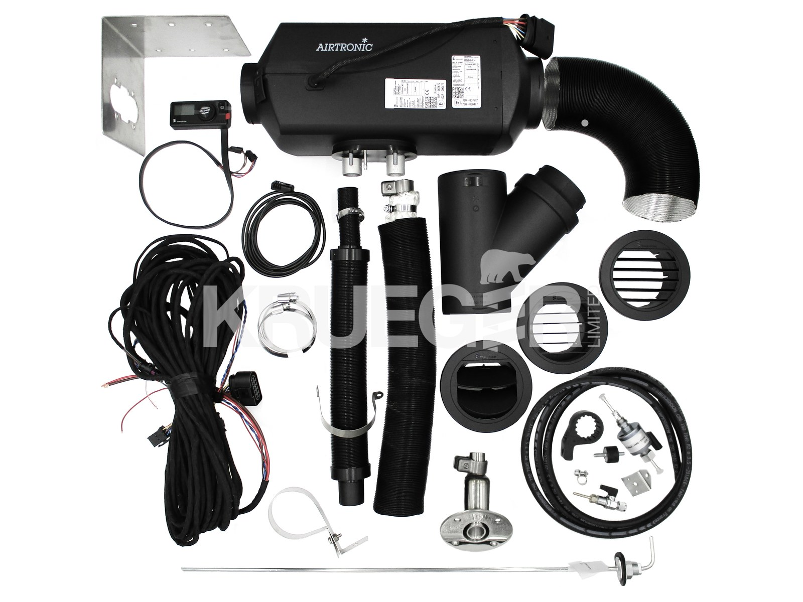 Airtronic Outlet Marine Kit